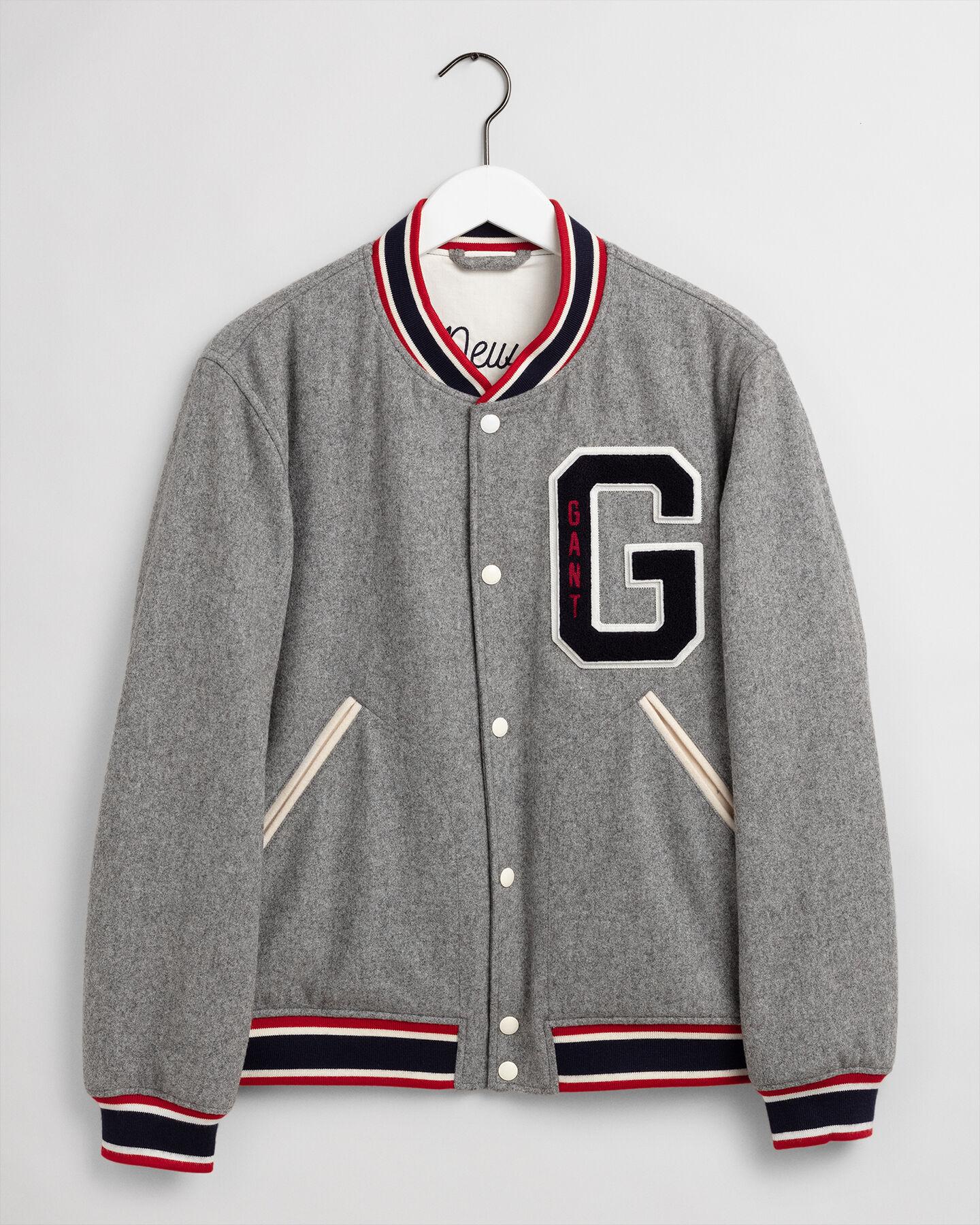 Melton GANT Varsity Jacket