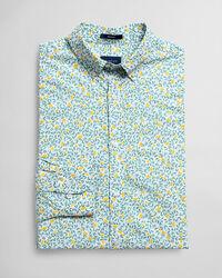 Lemonade Print Regular Fit Hemd