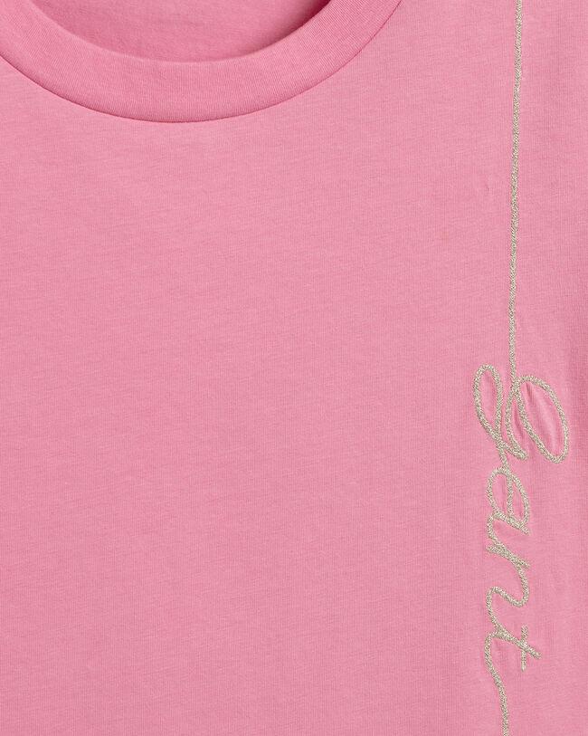 Teen Girls Script T-Shirt