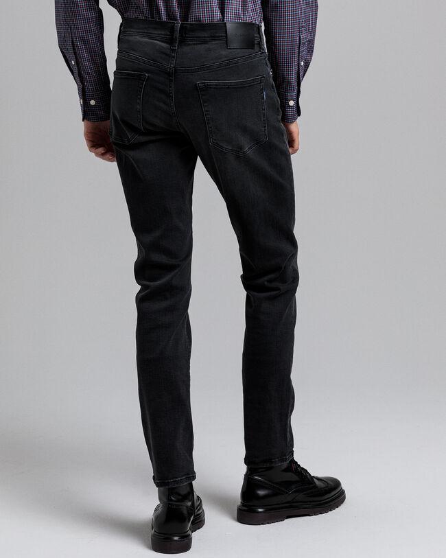Active-Recover Jeans in Schwarz