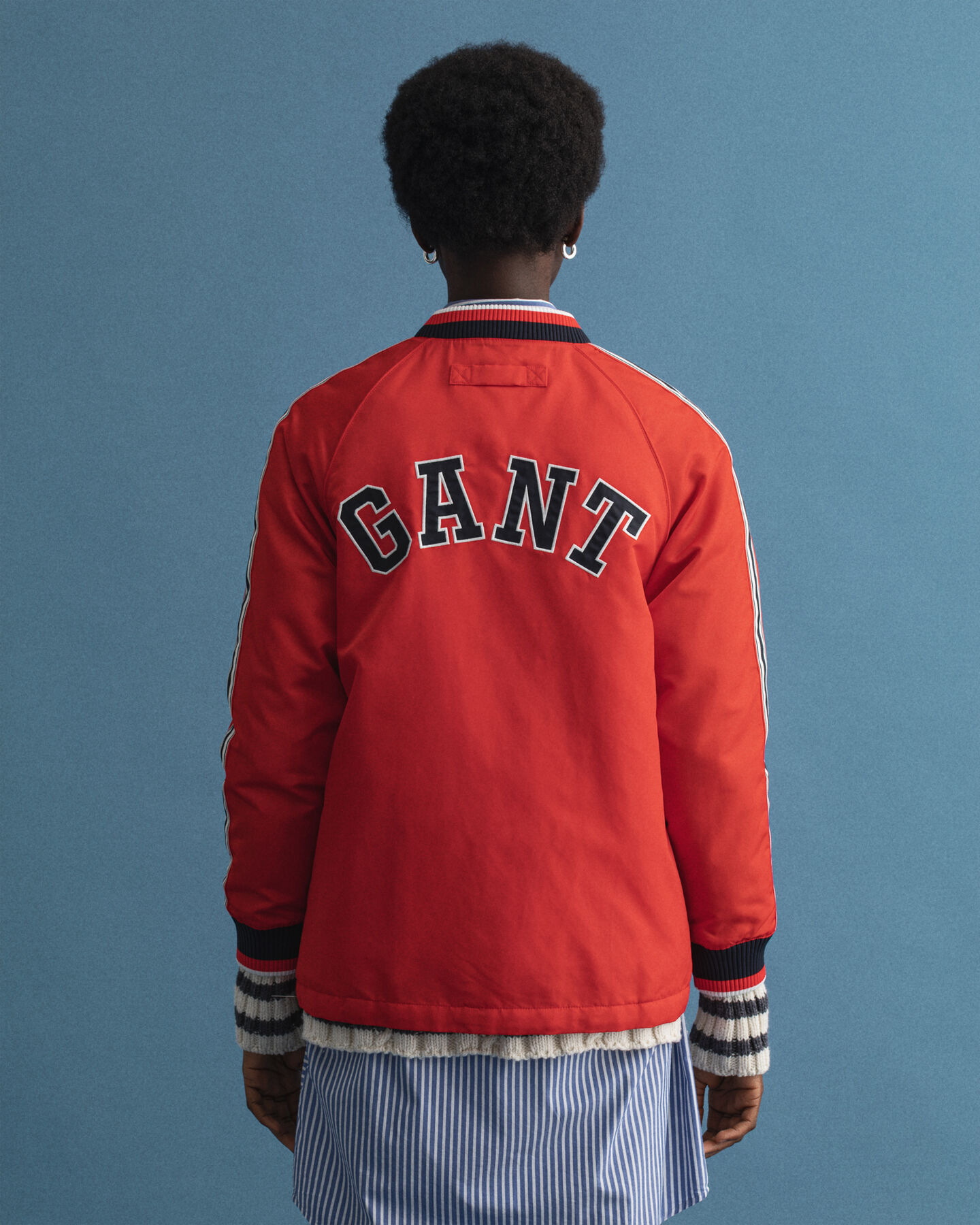 GANT Varsity Coachjacke