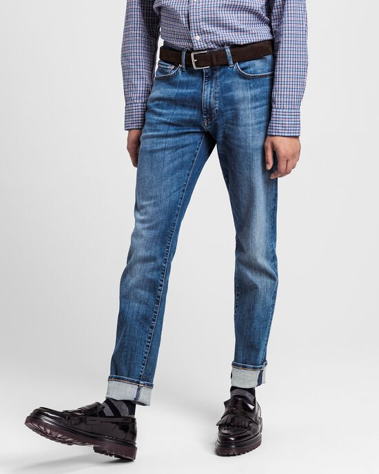 Maxen Extra Slim Fit Active-Recover Jeans