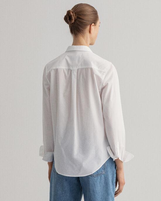 Broadcloth Bluse