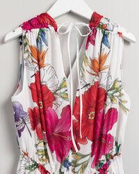 Humming Floral Kleid mit Print