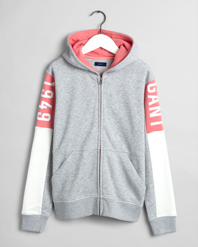 Teen Boys Color Sweatjacke