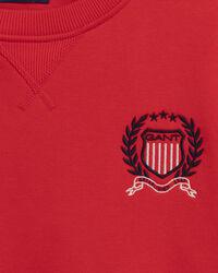 Teen Boys Medium Crest Rundhals-Sweatshirt