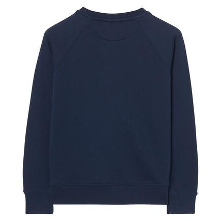 Teen Boys Shield Rundhals-Sweatshirt