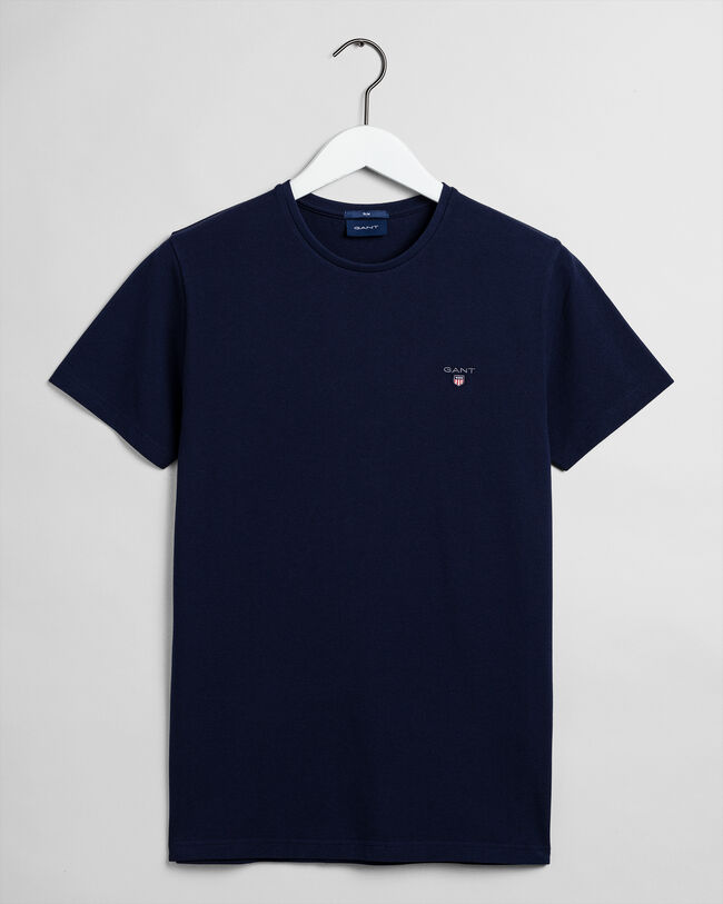 Slim Fit Piqué T-Shirt