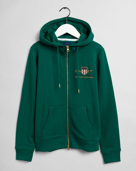 Archive Shield Sweatjacke