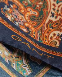 Einstecktuch mit Paisley-Muster