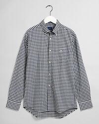 Winter Twill Regular Fit Hemd im Buffalo Check