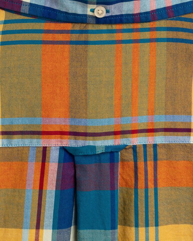 Windblown Regular Fit Oxford-Hemd im Madras-Karo