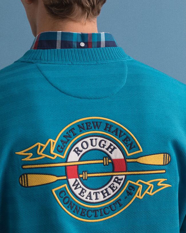 Rough Weather Rundhals-Sweatshirt mit Grafik