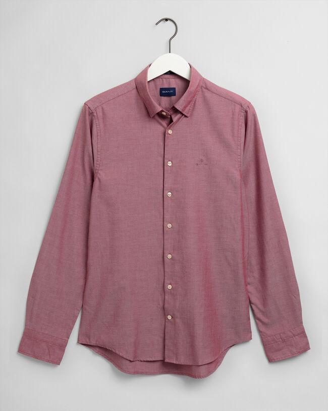 Tech Prep™ Slim Fit Oxford-Hemd