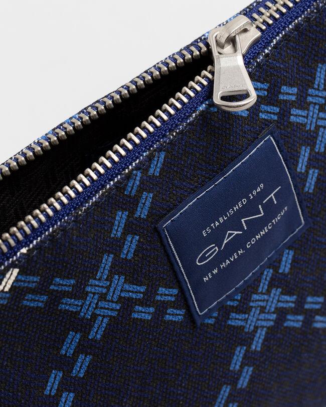 Signature Weave Kosmetiktasche