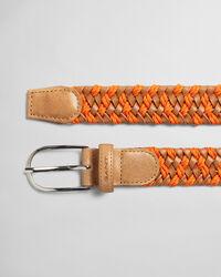 Rope Flechtgürtel aus Leder