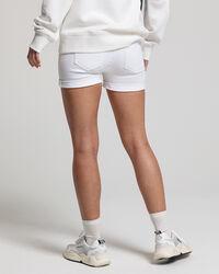 Teen Girls Twill Shorts