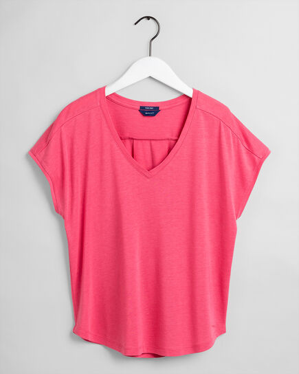 Pure Prep V-Neck T-Shirt