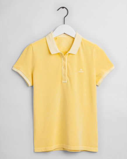 Sunfaded Piqué Rugger Poloshirt
