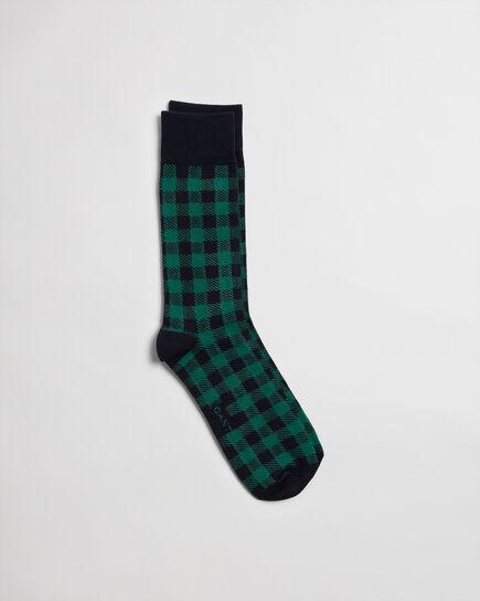Buffalo Check Socken