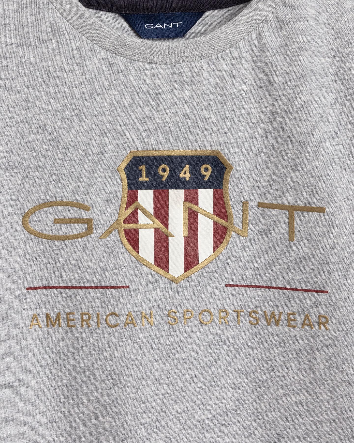 Kids Archive Shield T-Shirt