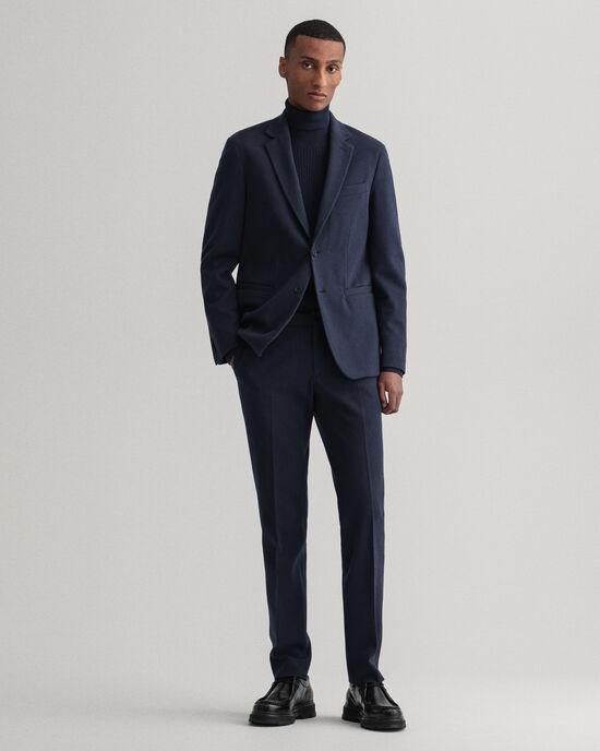 Anzughose aus Jersey